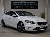 2015 VOLVO V40 2.0 T2 R-DESIGN 5d 120 BHP £10780.00