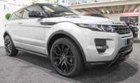 USED 2015 15 LAND ROVER RANGE ROVER EVOQUE 2.2 SD4 DYNAMIC 3d AUTO 190 BHP *BLACK DESIGN PACK+BLACK ROOF*