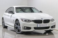 USED 2015 15 BMW 4 SERIES GRAN COUPE 2.0 420D XDRIVE M SPORT GRAN COUPE 4d AUTO 188 BHP