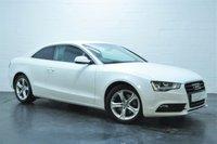 2012 AUDI A5 2.0 TDI SE 2d AUTO 177 BHP £11295.00