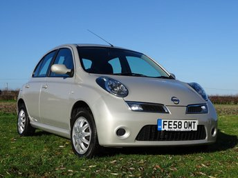 2008 NISSAN MICRA 1.2 ACENTA 5d AUTO 80 BHP £4495.00