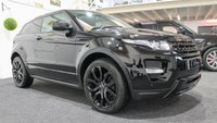 USED 2015 15 LAND ROVER RANGE ROVER EVOQUE 2.2 SD4 DYNAMIC 3d 190 BHP **BLACK DESIGN PACK+PAN ROOF**
