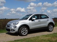 USED 2016 66 FIAT 500X 1.4 MULTIAIR POP STAR 5d 140 BHP SAT NAV Personalise For Free