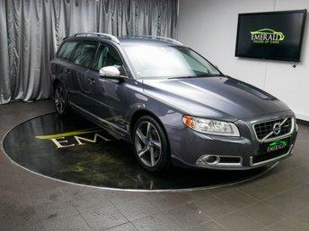 2012 VOLVO V70 2.4 D5 R-DESIGN 5d AUTO 212 BHP £8800.00
