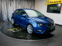 USED 2015 64 SEAT IBIZA 1.2 TSI FR 3d 104 BHP £0 DEPOSIT FINANCE AVAILABLE, AIR CONDITIONING, AUX INPUT, BLUETOOTH CONNECTIVITY, CLIMATE CONTROL, CRUISE CONTROL, HILL HOLD CONTROL, SEAT PORTABLE NAVIGATION SYSTEM WITH AUDIO STREAMING, STEERING WHEEL CONTROLS, TRIP COMPUTER