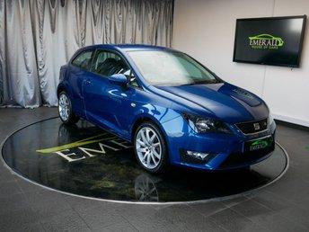2015 SEAT IBIZA 1.2 TSI FR 3d 104 BHP £7500.00