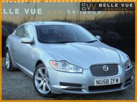 2009 JAGUAR XF 2.7 LUXURY V6 4d AUTO 204 BHP £7990.00