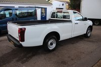 USED 2013 63 ISUZU D-MAX 2.5 TD SCB 1d 164 BHP LWB SINGLE CAB 4X2  2 DOOR PICKUP