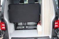 USED 2016 16 VOLKSWAGEN TRANSPORTER 2.0 T28 TDI P/V HIGHLINE BMT 1d 101 BHP (T 6)  MOTOR CAMPER 4 BERTH