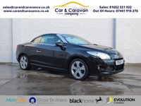 USED 2010 10 RENAULT MEGANE 1.9 DYNAMIQUE TOMTOM DCI FAP 2d 130 BHP Service History Sensors + A/C Buy Now, Pay Later Finance!