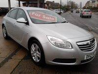 2012 VAUXHALL INSIGNIA 1.8 ES 5d 138 BHP £4775.00