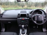 USED 2012 62 LAND ROVER FREELANDER 2.2 TD4 GS 5d AUTO 150 BHP freelander 2, 2.2td4 GS in black with grey cloth interior