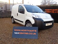 2015 CITROEN NEMO 1.2 660 ENTERPRISE HDI 5d 75 BHP   £4990.00