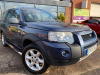 2005 LAND ROVER FREELANDER 1.8 XEI STATION WAGON 5d 116 BHP £2295.00