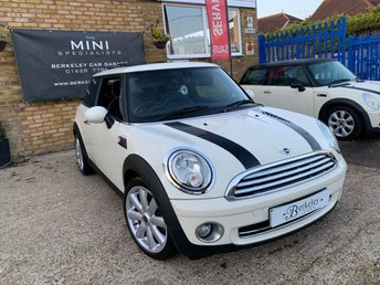 2007 MINI HATCH COOPER 1.6 COOPER 3d 118 BHP £4990.00