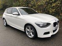 2012 BMW 1 SERIES 1.6 116I M SPORT 5d 135 BHP £9695.00