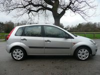2007 FORD FIESTA 1.2 STYLE CLIMATE 16V 5d 78 BHP £1995.00