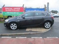 USED 2011 61 VAUXHALL ASTRA 1.6 SRI 5d 177 BHP New MOT & Full Service Done on purchase + 2 Years FREE Mot & Service Included After . 3 Months Russell Ham Quality Warranty . All Car's Are HPI Clear . Finance Arranged - Credit Card's Accepted . for more cars www.russellham.co.uk  - Spare Key + Owners Book Pack.