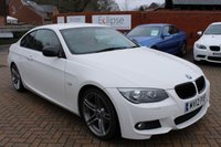 2012 BMW 3 SERIES 2.0 318I SPORT PLUS EDITION 2d 141 BHP £10995.00