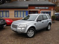 USED 2009 59 LAND ROVER FREELANDER 2.2 TD4 XS 5d AUTO 159 BHP