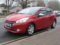 2015 PEUGEOT 208 1.2 STYLE 5d 82 BHP £7295.00