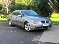 2006 BMW 5 SERIES 2.5 525D SE 4d 175 BHP £2995.00
