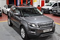USED 2015 64 LAND ROVER RANGE ROVER EVOQUE 2.2 SD4 PURE TECH 5d 190 BHP
