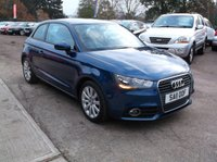 USED 2011 11 AUDI A1 1.4 TFSI SPORT 3d 122 BHP EXCELLENT SPEC / DRIVES SUPERBLY !!