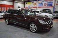 USED 2012 62 MERCEDES-BENZ E CLASS 2.1 E250 CDI BLUEEFFICIENCY AVANTGARDE 5d AUTO 204 BHP