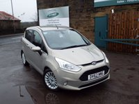 USED 2012 62 FORD B-MAX 1.6 TITANIUM 5d 104 BHP Automatic With FULL Service History
