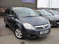 2009 VAUXHALL ZAFIRA 1.9 EXCLUSIV CDTI 5d AUTO 118 BHP £2480.00