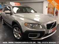 2009 VOLVO XC70  D5 AWD GEARTRONIC AUTO SE LUX DIESEL ESTATE £8995.00