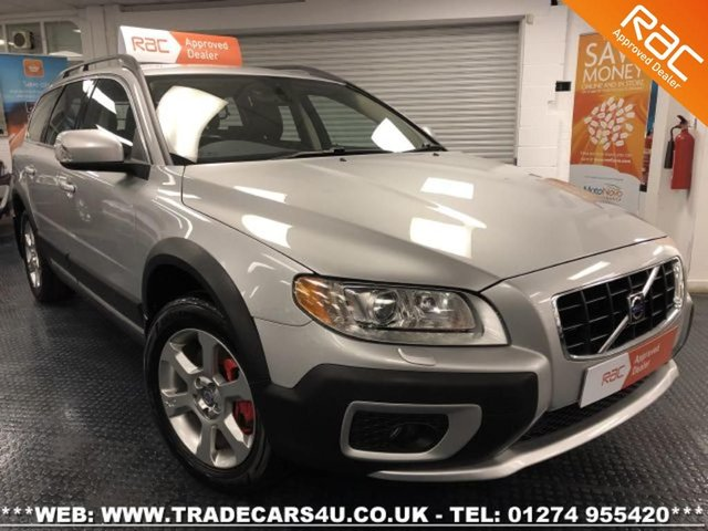 2009 09 VOLVO XC70  D5 AWD GEARTRONIC AUTO SE LUX DIESEL ESTATE
