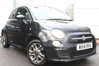 USED 2014 14 FIAT 500 1.2 S 3d 69 BHP ***OUTSTANDING CONDITION***