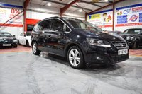USED 2017 67 SEAT ALHAMBRA 2.0 TDI XCELLENCE 5d AUTO 148 BHP