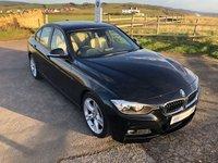 2012 BMW 3 SERIES 3.0 330D M SPORT 4d 255 BHP £14995.00