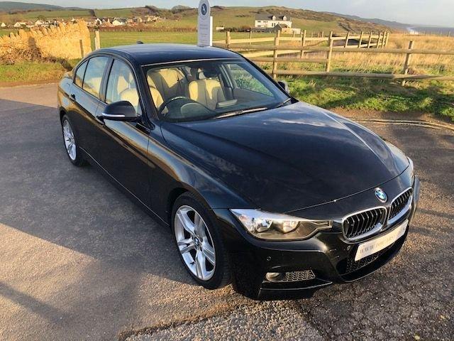 2012 62 BMW 3 SERIES 3.0 330D M SPORT 4d 255 BHP