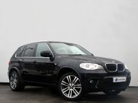 USED 2013 62 BMW X5 3.0 XDRIVE30D M SPORT 5d AUTO 241 BHP 7 Seater with Full BMW Main Dealer Service History......