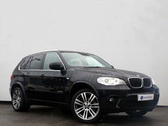 2013 BMW X5 3.0 XDRIVE30D M SPORT 5d AUTO 241 BHP £20995.00