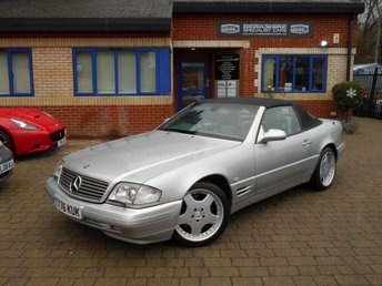1999 MERCEDES-BENZ SL