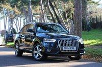 2011 AUDI Q3 2.0 TDI QUATTRO SE 5d AUTO 177 BHP £SOLD