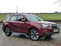 USED 2017 17 SUBARU FORESTER 2.0 I XE PREMIUM 5d AUTO 148 BHP STUNNING, LOW MILEAGE, FULL HISTORY