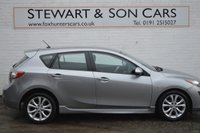 USED 2011 61 MAZDA 3 1.6 TAKUYA 5d 105 BHP CHEAP CAR WITH LOW MILEAGE
