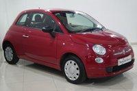2010 FIAT 500 1.2 POP 3d 69 BHP £3450.00