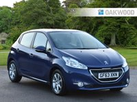 USED 2013 63 PEUGEOT 208 1.4 ACTIVE HDI 5d 68 BHP