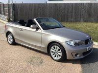 2012 BMW 1 SERIES 2.0 118D ES 2d 141 BHP £8000.00