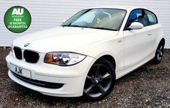 2009 BMW 1 SERIES 2.0 116D SPORT 3d 114 BHP £5990.00