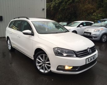 2014 VOLKSWAGEN PASSAT 2.0 EXECUTIVE TDI BLUEMOTION TECHNOLOGY 5d 139 BHP £9750.00