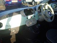 USED 2016 66 FIAT 500 1.2 ECO LOUNGE 3d 69 BHP