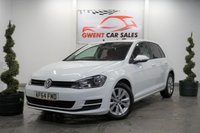 2014 VOLKSWAGEN GOLF 1.6 SE TDI BLUEMOTION TECHNOLOGY 5d 103 BHP £8844.00